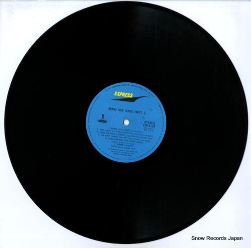 JIRO'S brand new songs / jiro's 2 ETP-8135 - disc