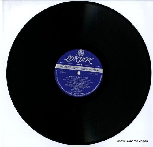 EREDE, ALBERTO verdi; il trovatore SLX3-25 - disc