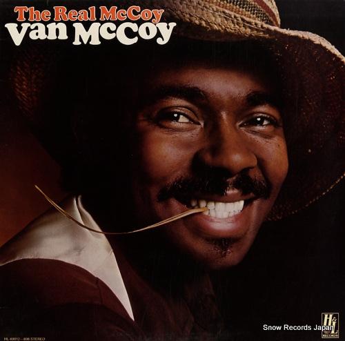MCCOY, VAN the real mccoy HL-69012-698 - front cover