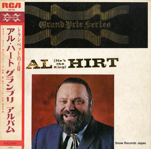 HIRT, AL grandprix series SX-26 - front cover