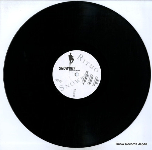SNOWBOY AND THE LATIN SECTION ritmo snowbo JAZIDLP19 - disc