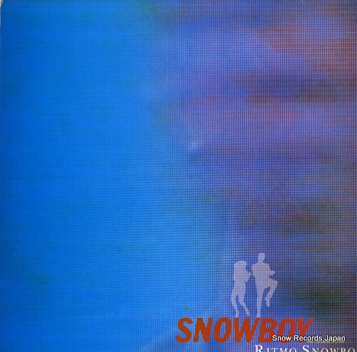 SNOWBOY AND THE LATIN SECTION ritmo snowbo JAZIDLP19 - front cover