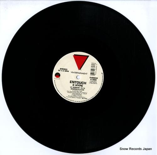ENTOUCH ii hype 0-66696 - disc