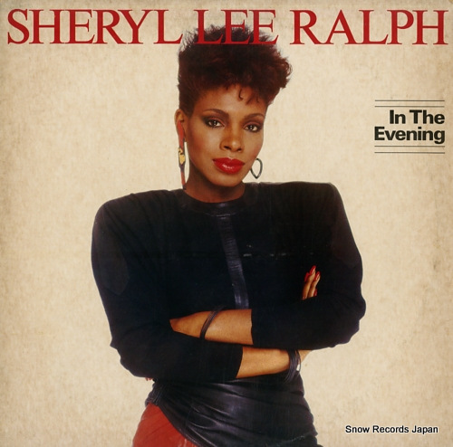 RALPH, SHERYL LEE in the evening NYM-12 - front cover