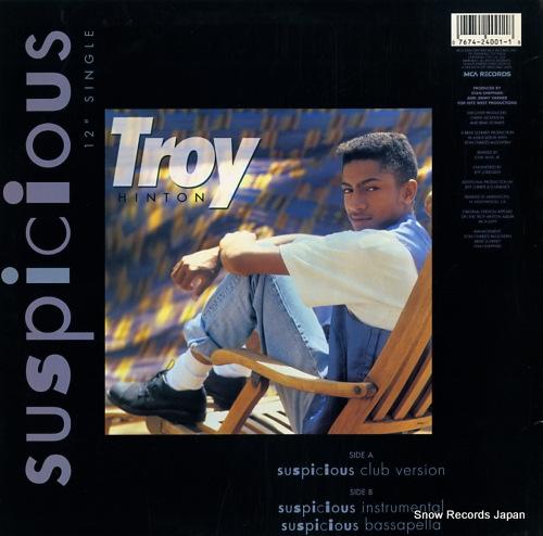 HINTON, TROY suspicious MCA-24001 - back cover
