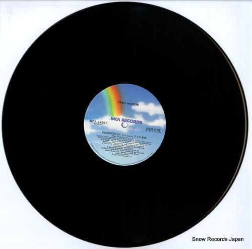 HINTON, TROY suspicious MCA-24001 - disc