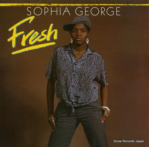 GEORGE, SOPHIA fresh WINLP1 - front cover