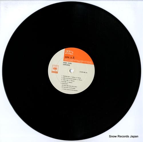 GARFUNKEL, ART angel clare SOPM75 - disc