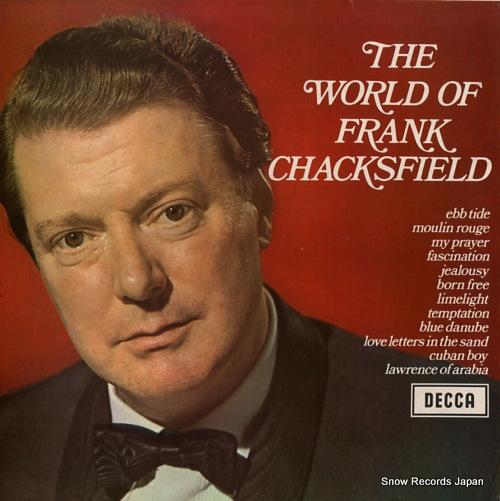 フランク・チャックスフィールド the world of frank chacksfield SPA5
