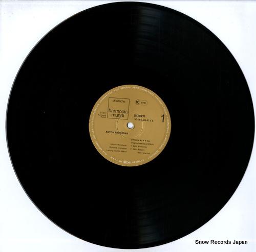 WAND, GUNTER bruckner; sinfonie nr.6 a-dur 1C065-99672 - disc