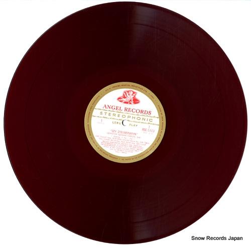 HOLLREISER, HEINRICH j.strauss; the gypsy baron ASC5113-4 - disc