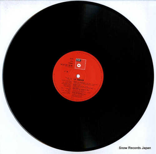 FRENI, MIRELLA / LAMBERTO GARDELLI verdi; la traviata (complete) ULX-3118-20-B - disc