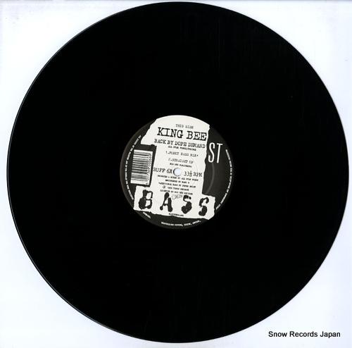 KING BEE back by dope demand RUFF6X - disc