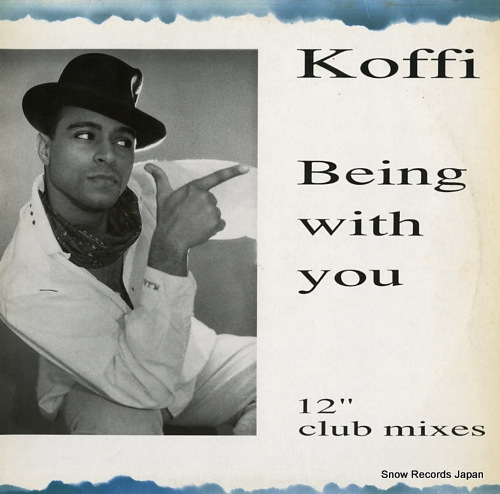 KOFFI being with you BLUEC24T - front cover