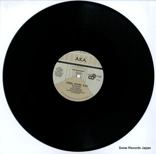 A.K.A. cruel lovin' NS109 - disc