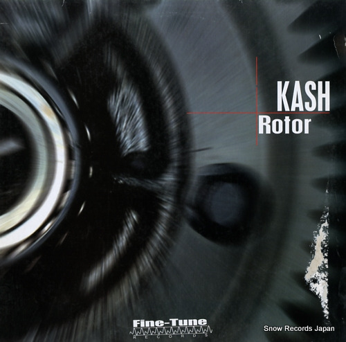 KASH rotor FINETUNE024 - front cover