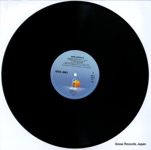 JONES, GRACE warm leatherette 20S-72 - disc