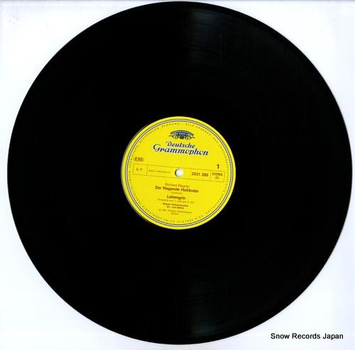 BOHM, KARL wagner; ouverturen & vorspiele 2531288 - disc