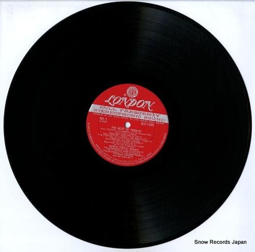 TEBALDI, RENATA the best of tebaldi SLC1322 - disc