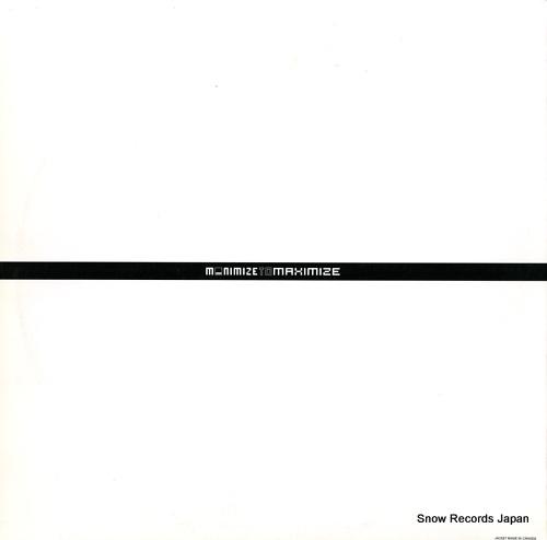 PLASTIKMAN nostalgik.2 MINUS(-2) - back cover
