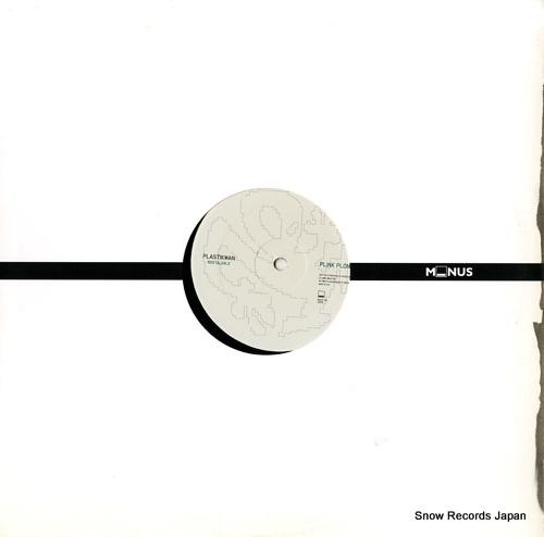 PLASTIKMAN nostalgik.2 MINUS(-2) - front cover