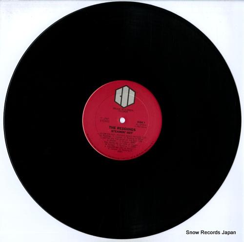 REDDINGS, THE steamin' hot FZ37974 - disc