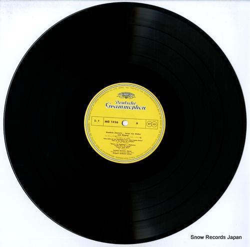 JANOWITZ, GUNDULA arien von weber und wagner SLGM-1426 - disc