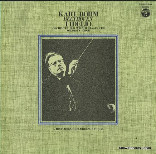 BOHM, KARL beethoven; opera