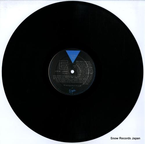 E.U. livin' large R-101102/1-91021 - disc