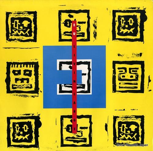 E.U. livin' large R-101102/1-91021 - front cover