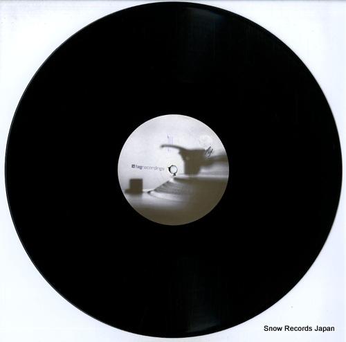 VELOCITY BOY whitetrax / sons of the desert TGR001 - disc