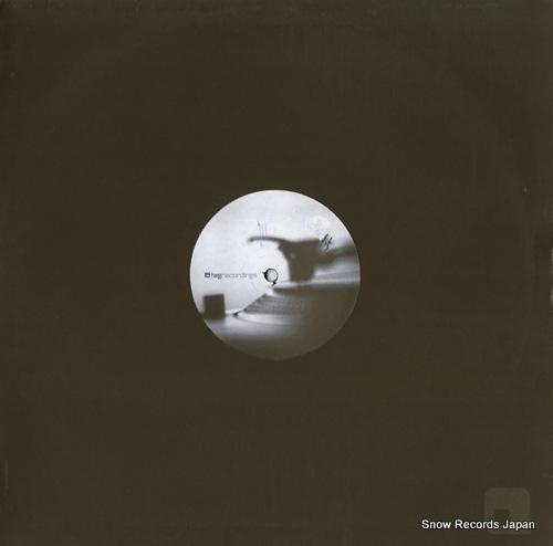 VELOCITY BOY whitetrax / sons of the desert TGR001 - front cover