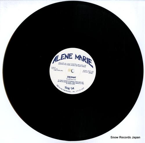 MARIE, ALENE coconut / little golden angel TICTOC008 - disc