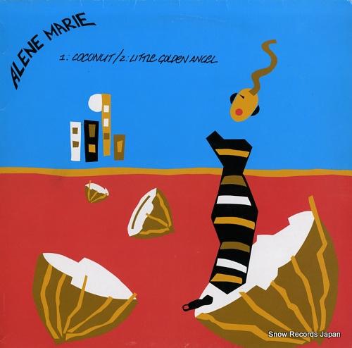 MARIE, ALENE coconut / little golden angel TICTOC008 - front cover