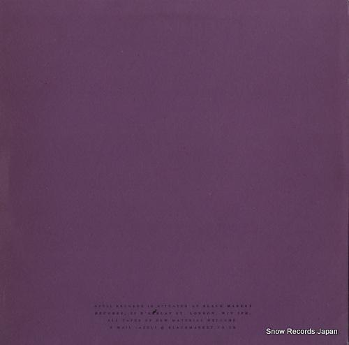 BROWN, KATHY joy (boris dlugosch / david morales mixes) AZULI94 - back cover