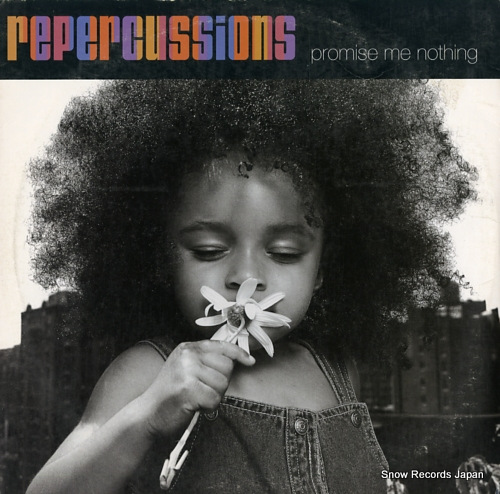 REPERCUSSIONS promise me nothing 941974-0/0-41974 - front cover