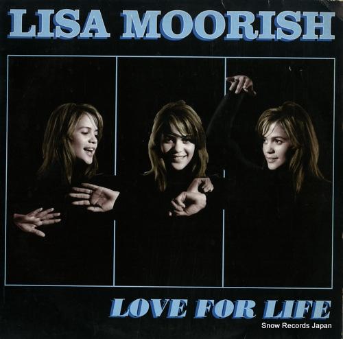 MOORISH, LISA love for life GODX145 - front cover