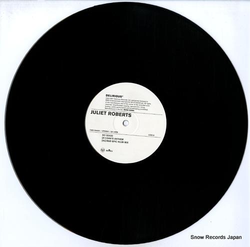 ROBERTS, JULIET so good / free love 98 74321554001 - disc