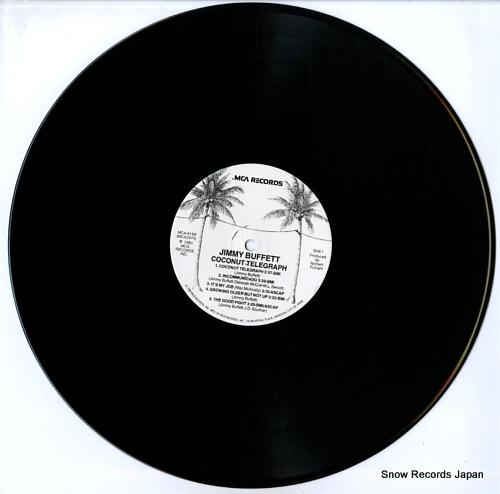 BUFFETT, JIMMY coconut telegraph MCA-5169 - disc