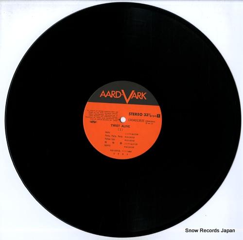 TWIST twist alive C40A0135-36 - disc