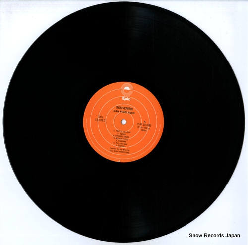 FOGELBERG, DAN souvenirs 25AP1255 - disc