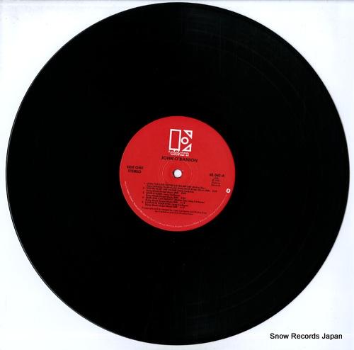 O'BANION, JOHN john o'banion 6E-342 - disc