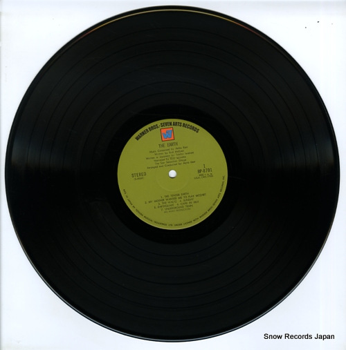 ISHIZAKA, KOJI the earth BP-8701 - disc