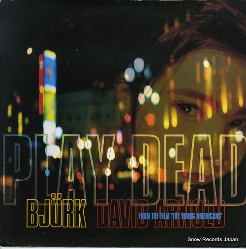 BJORK AND DAVID ARNOLD play dead 12IS573 / 862621-1 - front cover
