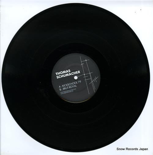 SCHUMACHER, THOMAS kickschool 79 SPIEL032-6 - disc