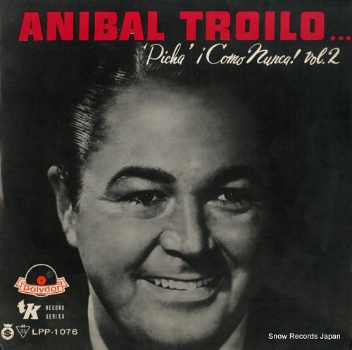 アニバル・トロイロ 比類なきトロイロ第二集 LPP-1076