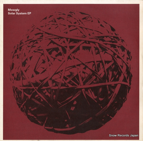 MOWGLY solar system ep FR078 - front cover