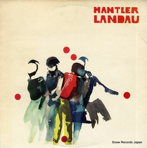 MANTLER landau TOM39 - front cover