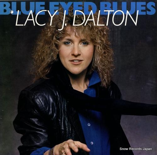 LACY J.DALTON blue eyed blues FC40780 - front cover