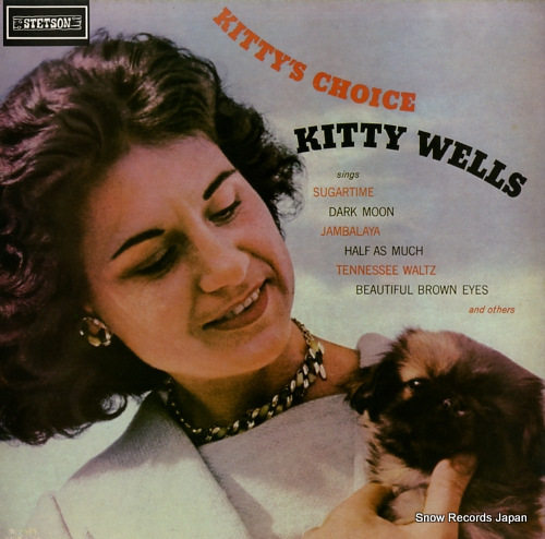 WELLS, KITTY kitty's choice HAT3018 - front cover